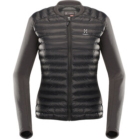 Haglöfs W's Mimic Hybrid Jacket True Black/Magnetite